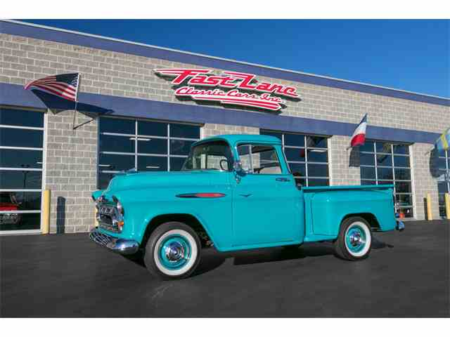 Picture of '57 3100 located in Missouri - $39,995.00 Offered by Fast Lane Classic Cars Inc. - MF3H