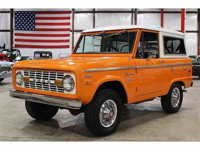1973 Ford Bronco | 1045998