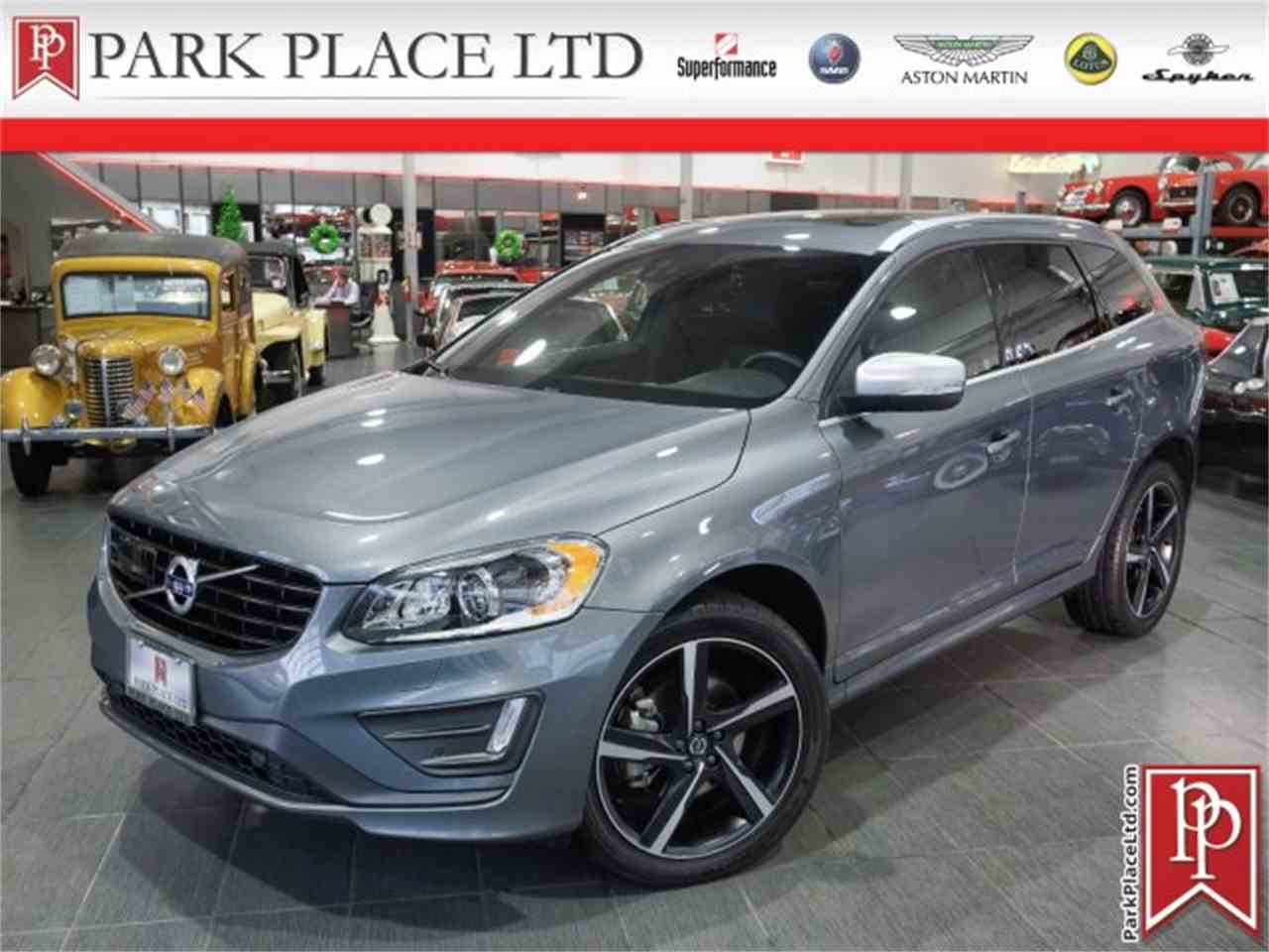 Large Picture of '16 Volvo XC60 Offered by Park Place Ltd - MF3Q