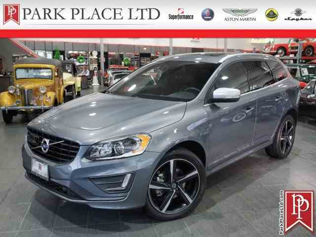 Picture of '16 Volvo XC60 located in Bellevue Washington Offered by Park Place Ltd - MF3Q