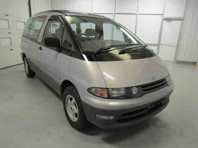 1992 Toyota Estima   1046007