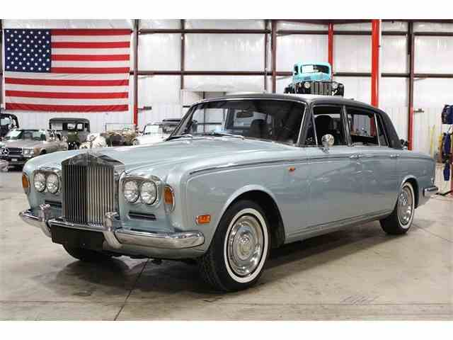 Picture of 1973 Rolls-Royce Silver Shadow located in Michigan Offered by GR Auto Gallery - MF46