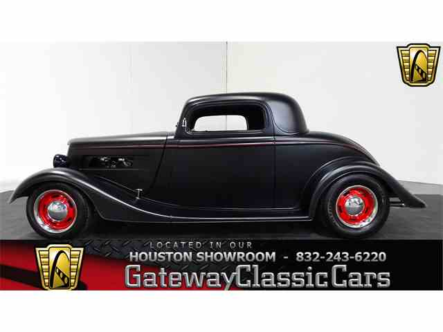 Picture of '34 3-Window Coupe - MF48