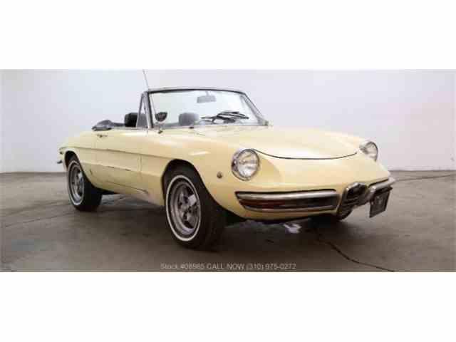 1969 Alfa Romeo Duetto | 1046029