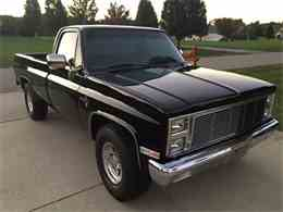 1982 Chevrolet C/K 20 for Sale - CC-1046036