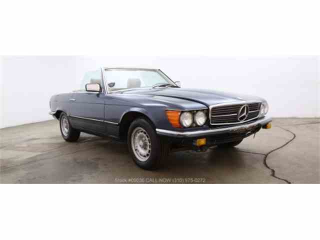 Picture of '84 Mercedes-Benz 500SL located in California - MF4W