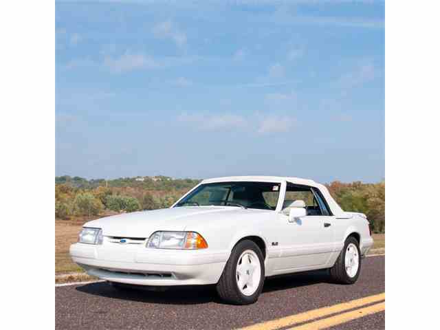 Picture of '93 Mustang - MAXP
