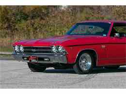 Picture of Classic 1969 Chevrolet Chevelle located in St. Charles Missouri - $37,995.00 Offered by Fast Lane Classic Cars Inc. - MF5P