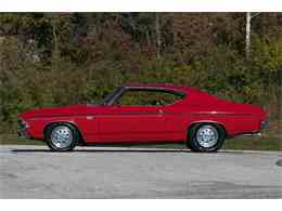 Picture of 1969 Chevrolet Chevelle located in St. Charles Missouri - $37,995.00 Offered by Fast Lane Classic Cars Inc. - MF5P