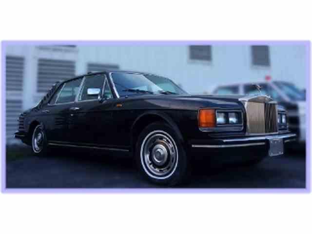 1983 Rolls-Royce Silver Spirit | 1046093