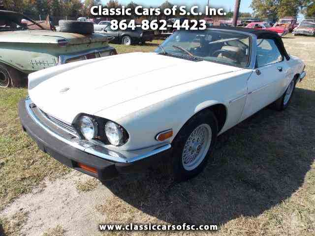 Picture of '90 Jaguar XJS - MAXV