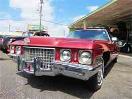 1971 Cadillac DeVille for Sale - CC-1046110