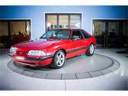 Picture of '88 Mustang Fox Body - MF72