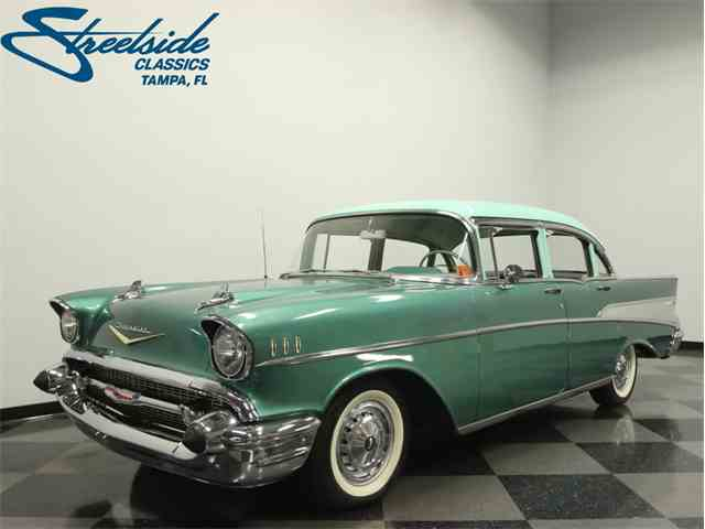 Picture of '57 Bel Air - $24,995.00 Offered by Streetside Classics - Tampa - MF77