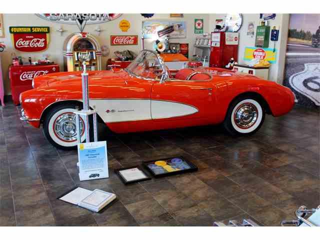 1957 Chevrolet Corvette | 1046143