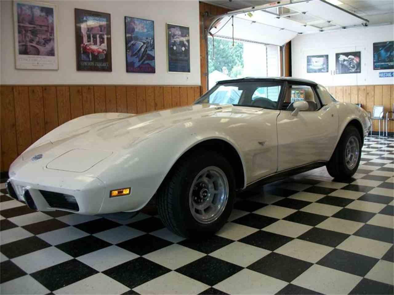 Large Picture of '78 Corvette - MF7O