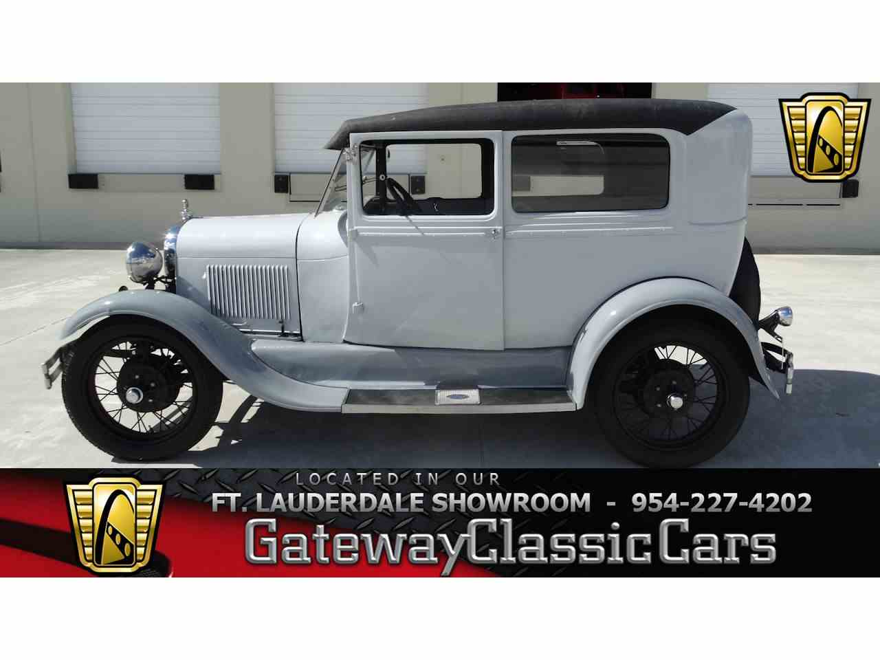 1929 Ford Model A for Sale - CC-1040615