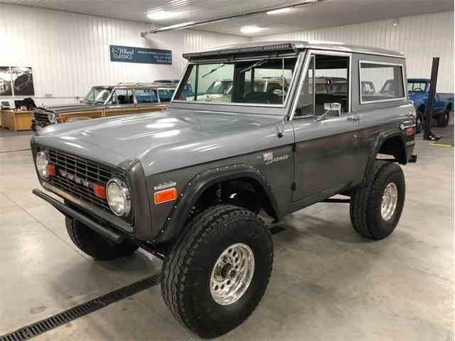 1970 Ford Bronco | 1046153