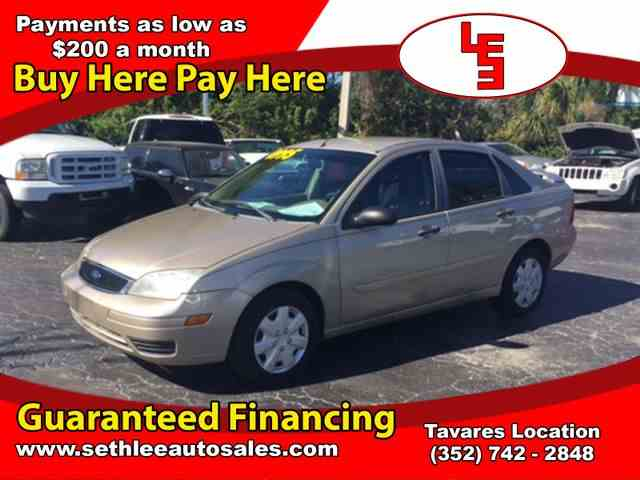 Picture of 2007 Ford Focus located in Tavares Florida - $4,495.00 - MF85