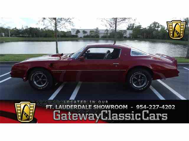 1976 Pontiac Firebird Trans Am | 1040617
