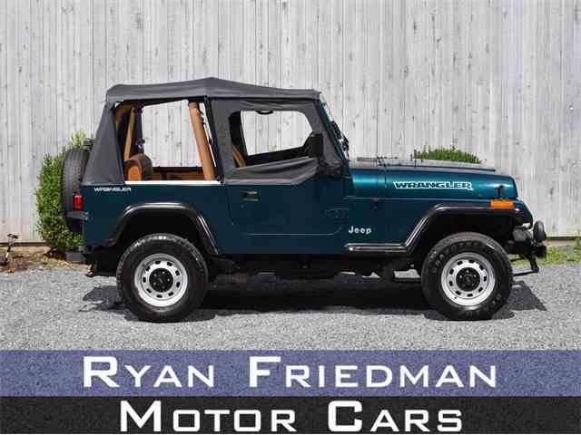 1995 Jeep Wrangler   1046179