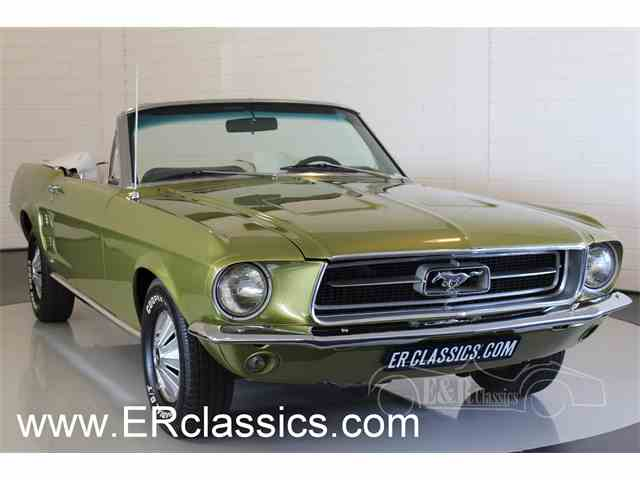 Picture of '67 Mustang - MF8U