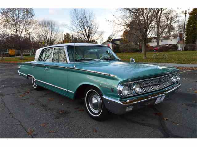 Picture of Classic 1963 Mercury Monterey - MF8V