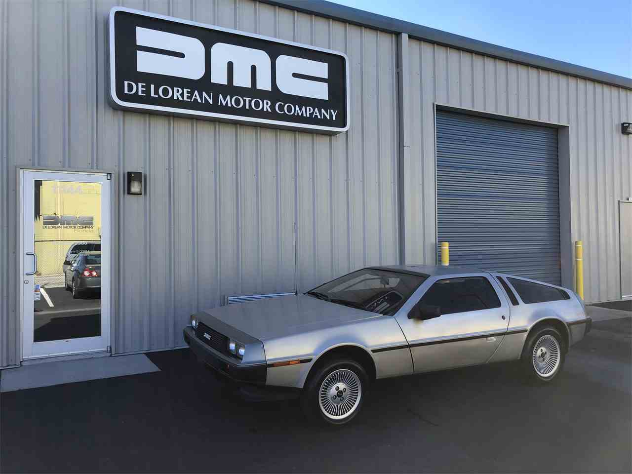 Large Picture of '81 DMC-12 located in Florida Offered by DeLorean Motor Company Florida - MF94