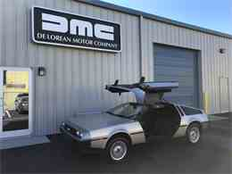 Picture of '81 DeLorean DMC-12 Auction Vehicle - MF94