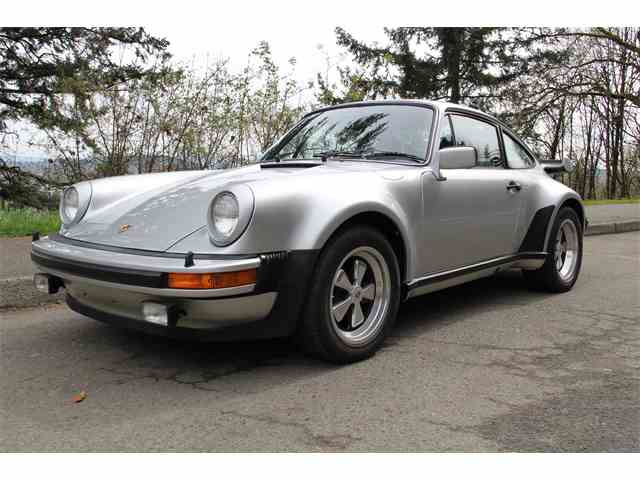 Picture of '79 Porsche 930 Turbo located in OREGON - $165,000.00 Offered by Charvet Classic Cars - MF97