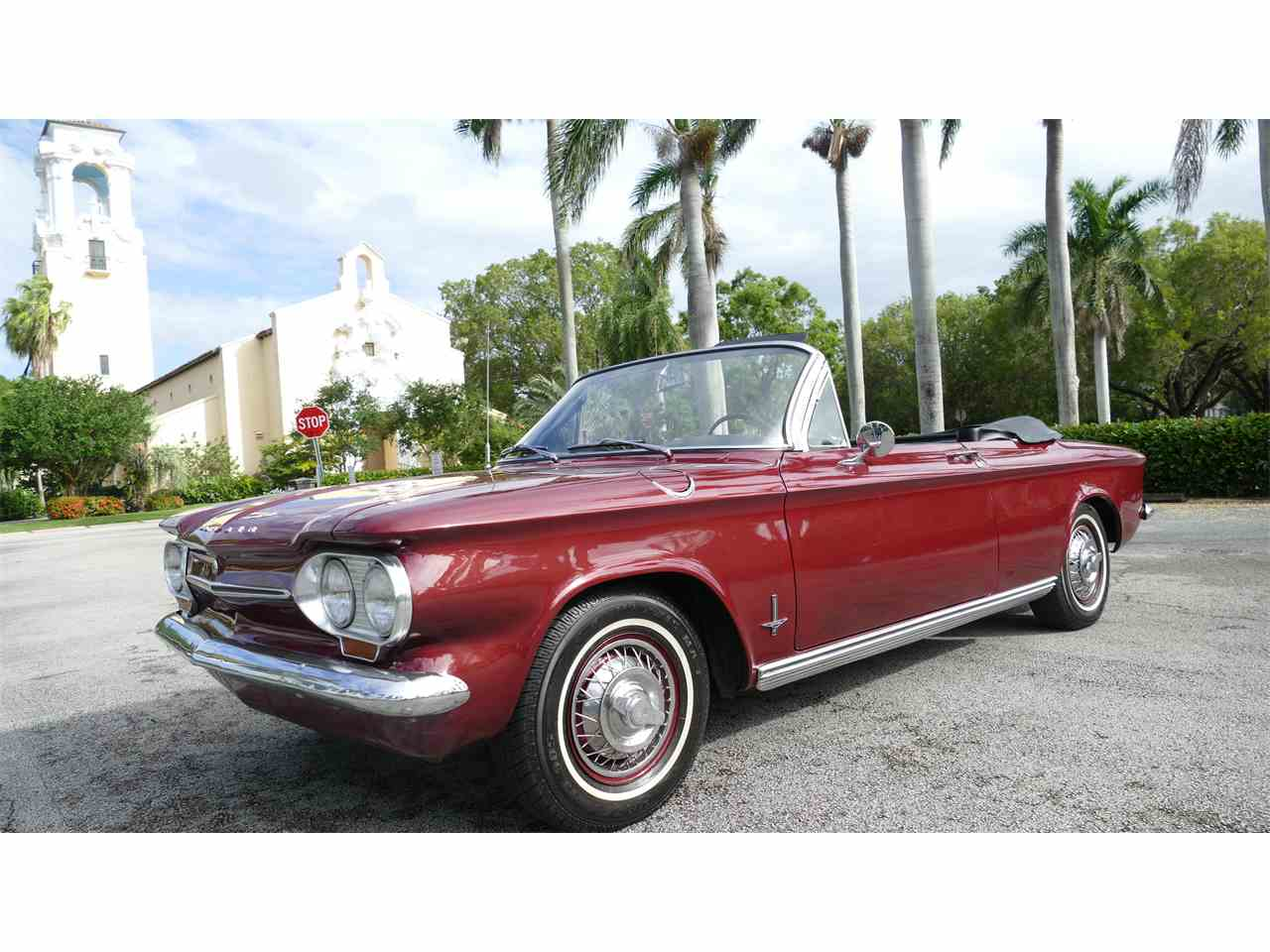 Large Picture of '63 Corvair Monza - MF9G