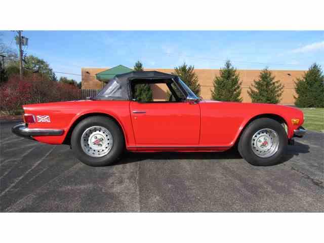 1975 Triumph TR6 | 1046221