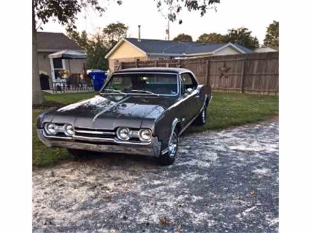 Picture of '67 Cutlass - MAY8