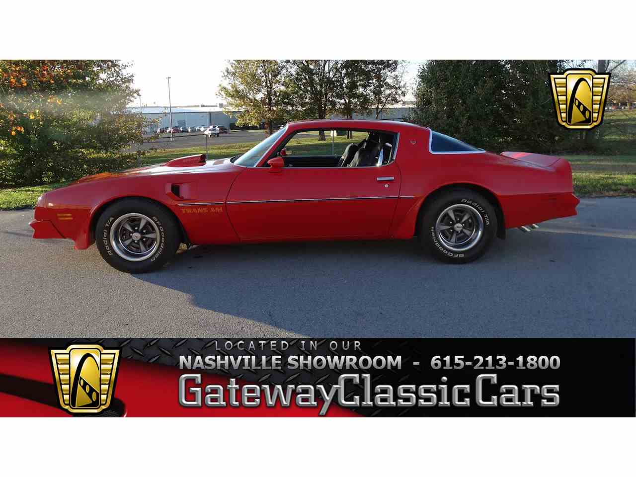 Large Picture of '76 Firebird Trans Am - MAYA