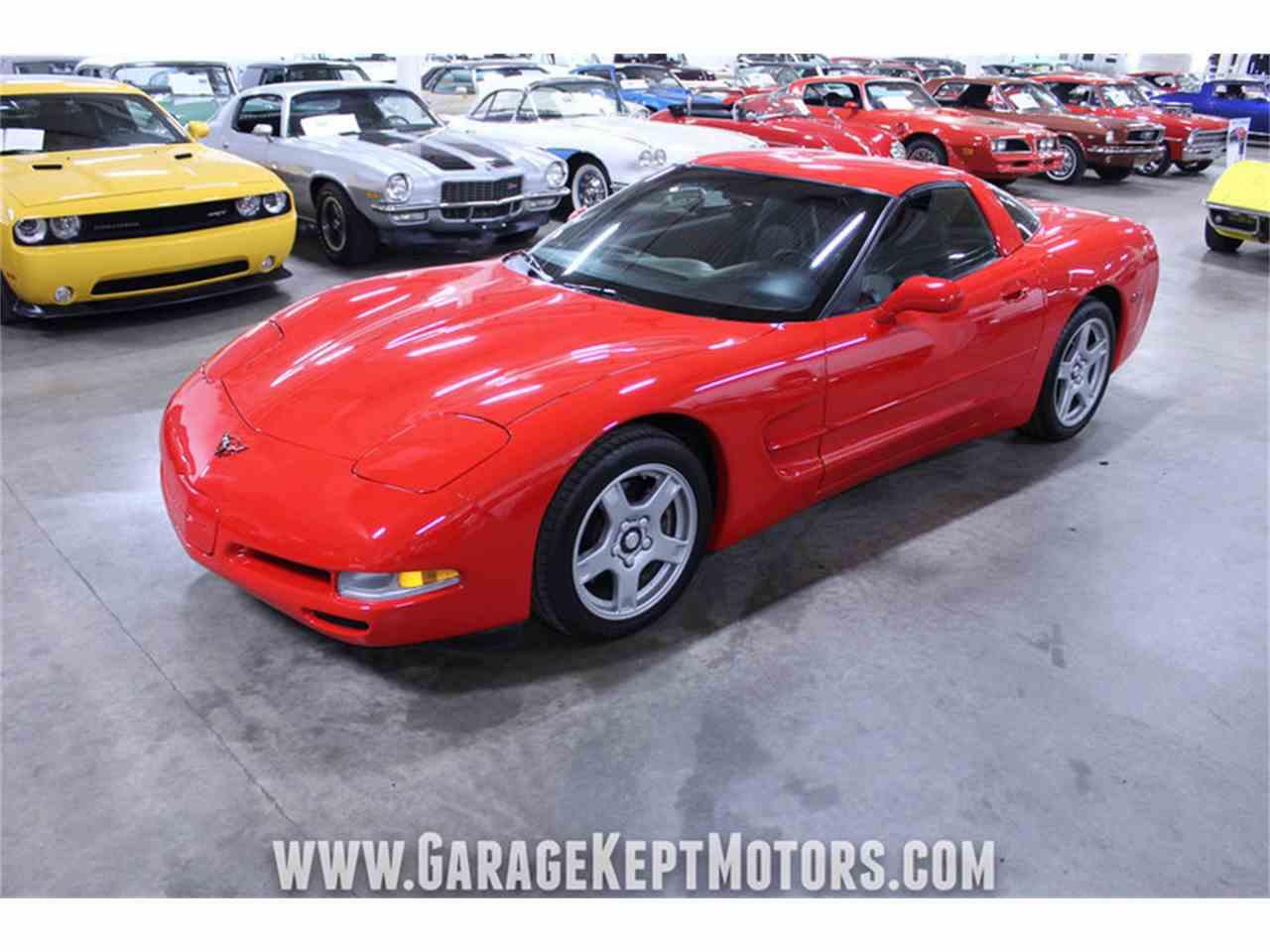 Large Picture of '98 Corvette - MFAU