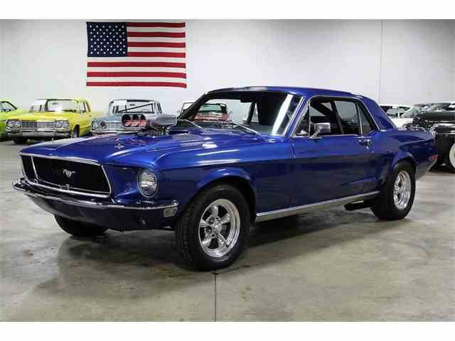Picture of '68 Mustang - MFAY