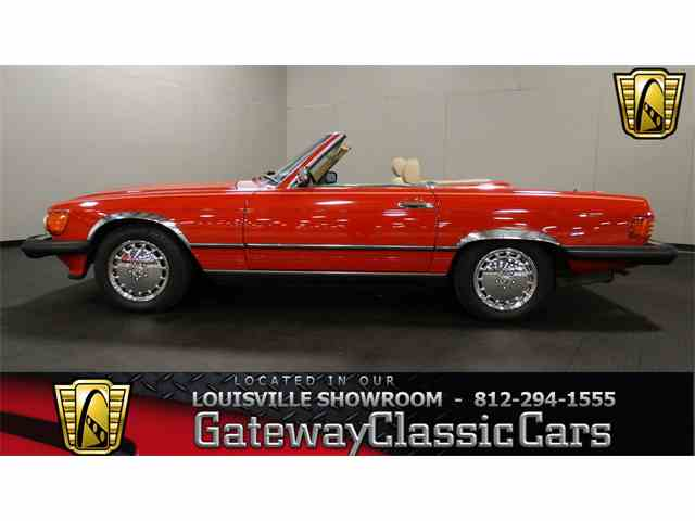 1989 Mercedes-Benz 560SL | 1040627