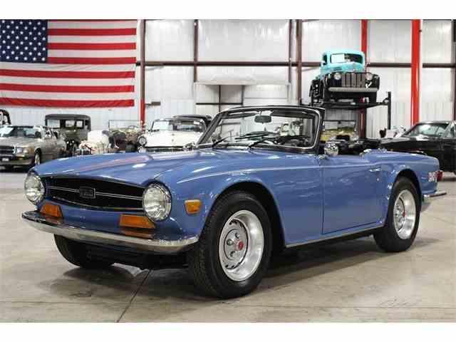 1973 Triumph TR6 | 1046279