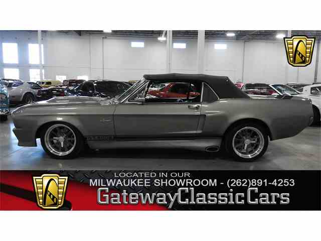Picture of '67 Ford Mustang located in Wisconsin Offered by Gateway Classic Cars - Milwaukee - MFCT