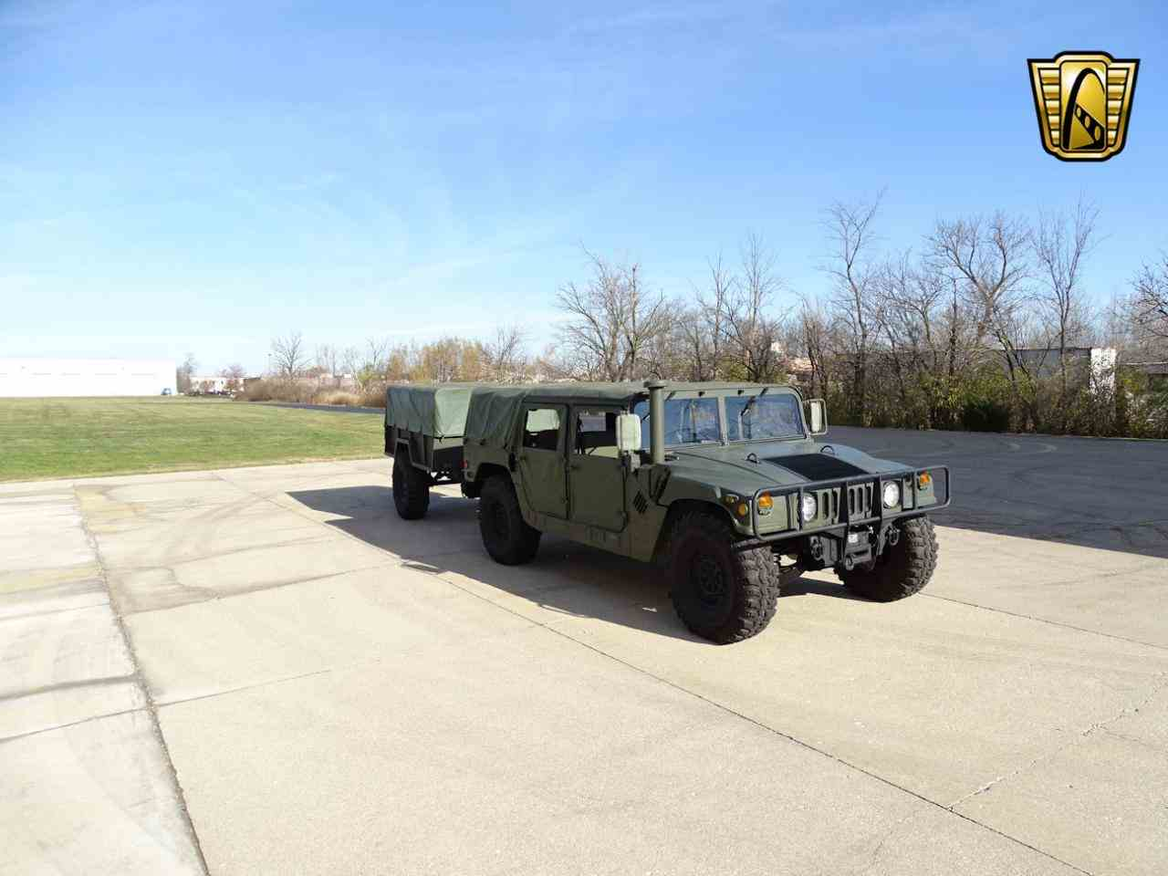 Large Picture of '87 Hummer - MFCX