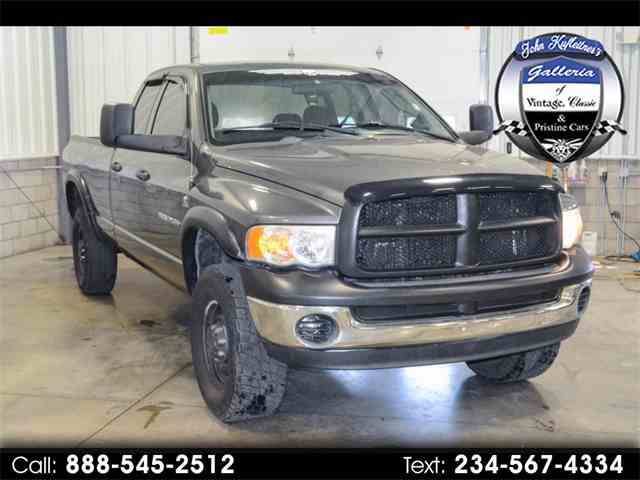 Picture of '04 Ram 2500 - MFDL