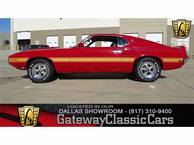 1969 Ford Mustang | 1046368