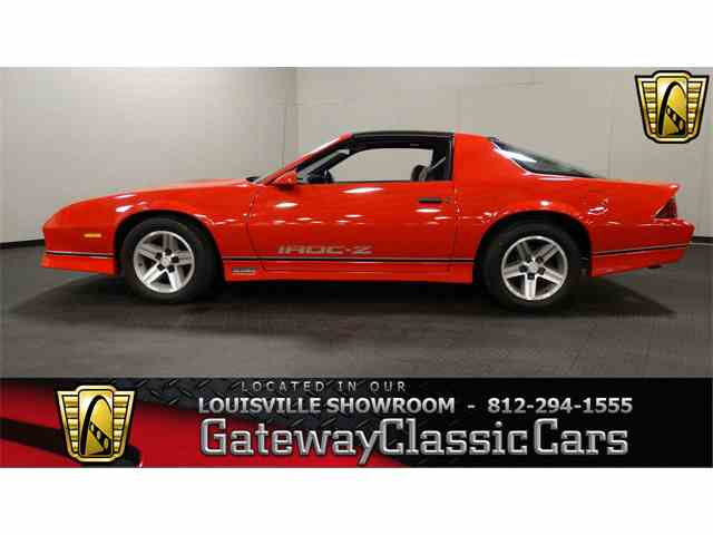 Picture of '86 Camaro - MAYL