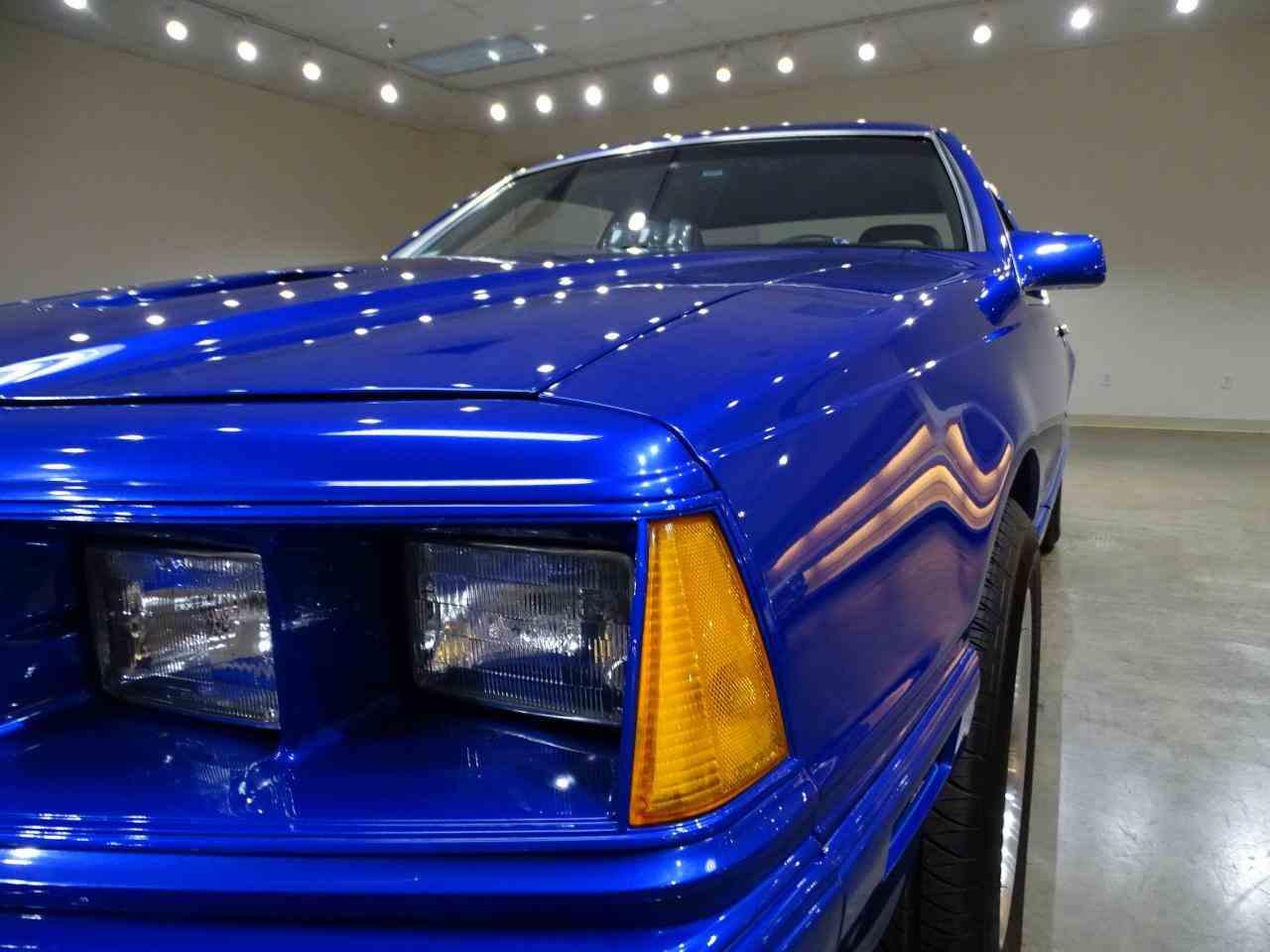 Large Picture of '84 Thunderbird - MFDZ