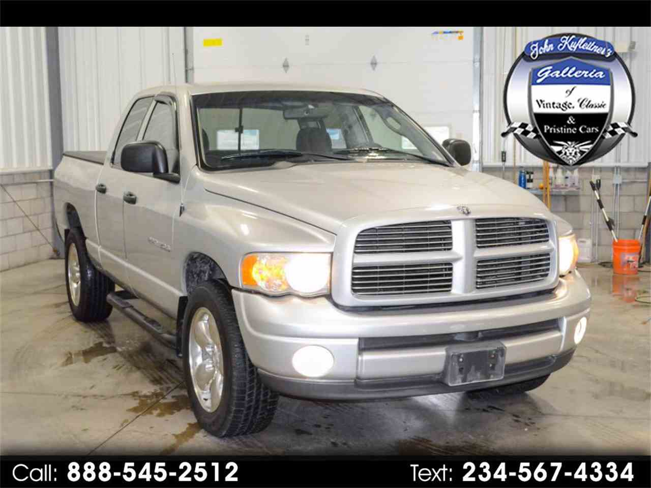2002 dodge ram 1500 for sale cc 1046380. Black Bedroom Furniture Sets. Home Design Ideas