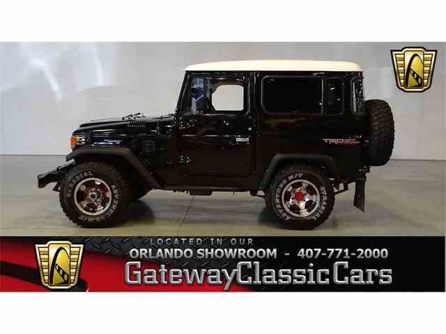 Classic Toyota Land Cruiser For Sale On Pg 2