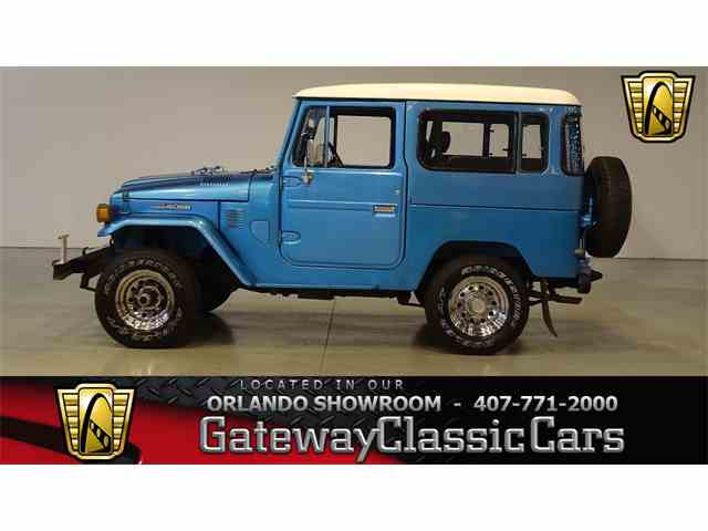 Picture of 1978 Land Cruiser BJ - $34,995.00 - MFE8