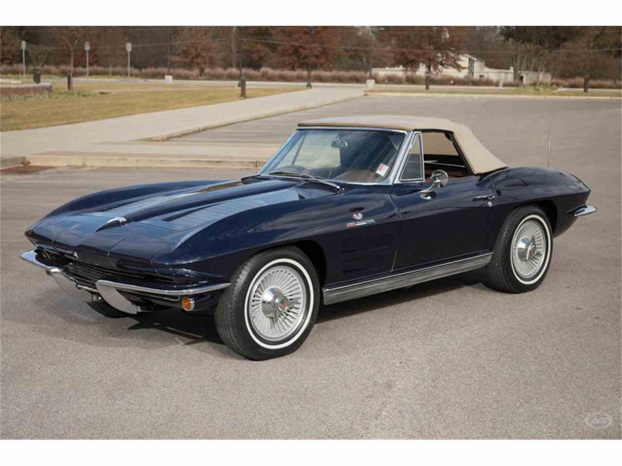 Large Picture of '63 Corvette - MFF5