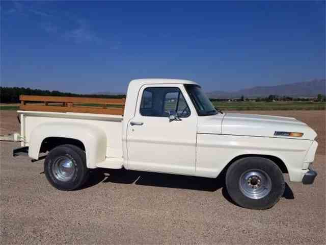Picture of '68 F100 - MFFD