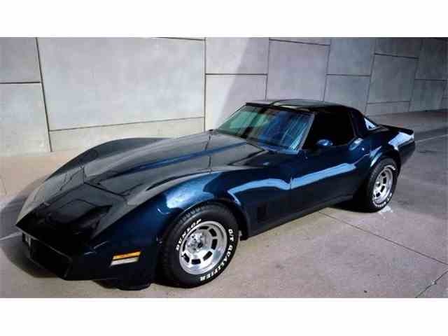 Picture of '81 Corvette - MFFF